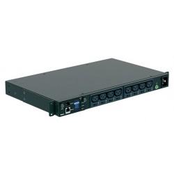 P08G10M, PANDUIT PDU MSPO 8xC13 16A,IEC60309 2P+E 6h plug