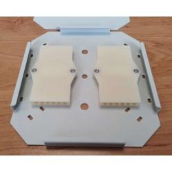 FA-ST-02-IV, Сплайс касета метална за 12 сплайса