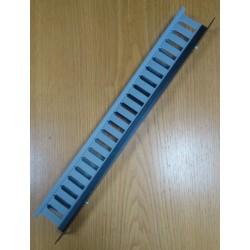 "21001-01PL, 19"" 1U Cable Organizer plastic, Gursas"
