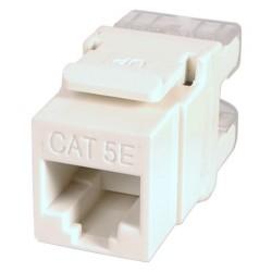 E-20050 / 8065-KS04, Keystone jack UTP Cat.5e LSA EFB