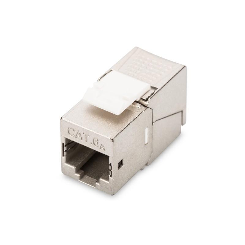 DN-93617, Конектор Cat.6A FTP tool free, Assmann