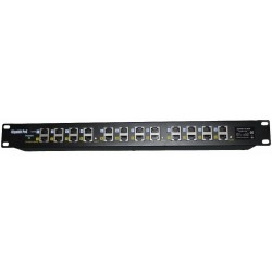 ZQ-POE-12-GU, POE+ Panel 12 порта за Gigabit решения