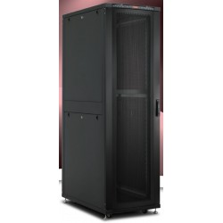 "LN-SR26U6010-BL-111, LANDE, 26U 19"" Server Perf. Door 600x1000"