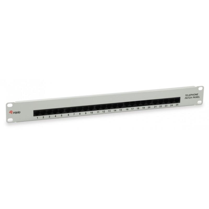 125292, 25 портов ISDN панел, LevelOne