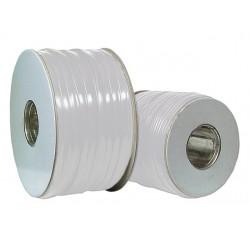 91105.1,  Плосък телефонен кабел 4ж, 100м бял, EFB