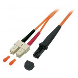 O0720.1, Оптична корда дуплекс 50/125 MTRJ-SC 1m, EFB