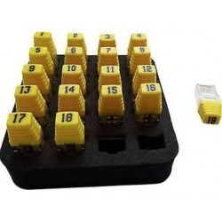 226527, RJ45 IDs 1-20 Remote Softing
