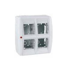 4252104, CS-4 Кутия за повърхностен монтаж