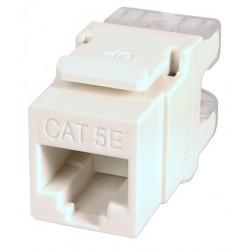 11201155, Keystone jack UTP Cat.5e EFB ECOLAN