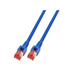 Пач кабел Cat.6 SFTP 5m син