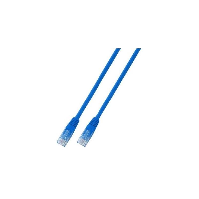 K8094.20, Пач кабел Cat.5e 20m UTP син, EFB