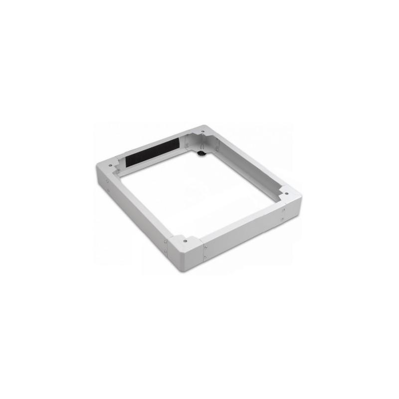 DT07BDT6001080A1-LG, Plint W600mm, D800mm за IP55 шкафове, сив