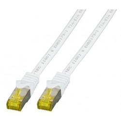 MK7001.1W, Пач кабел Cat.7 SFTP 1m бял, EFB