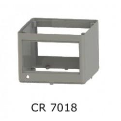CR7018WH, Ниво за кула - 4 модула 45x45- бял, JSL