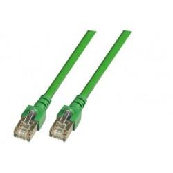 DK-1617-010/G, Patch cable Cat.6 1m UTP Зелен LSZH, Assmann