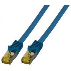 MK7001.20BL, Пач кабел Cat.7 SFTP 20m син, EFB