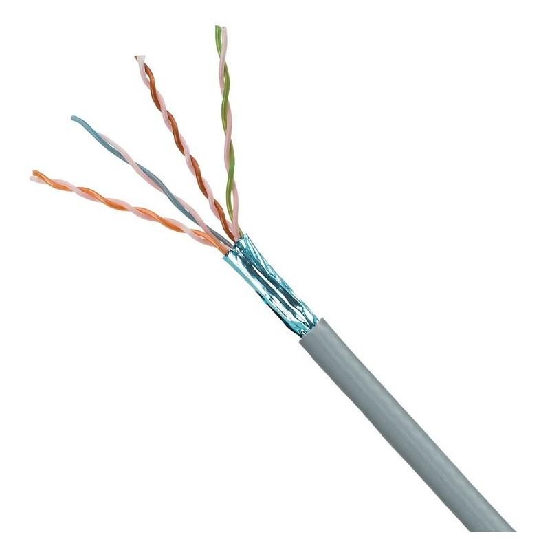 PFL5504DG-KG, Panduit, FTP кабел Cat.5e LSZH, box 305m