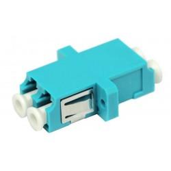 ADP-DXM3LCPO-FG, Дуплекс адаптер LC OM3 Alfafonet