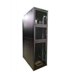 "LN-SRDC45U6012-BL, LANDE, 45U 19"" Serv.CO-LOC. 600x1200mm"