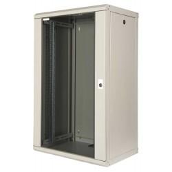 "LN-PR20U6060-LG, Lande, ProLine 20U 19"" 600x600 стенен шкаф, Стенен комуникационен шкаф (rack)"