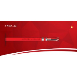 30641, Пожарен кабел 1x2x1,50 mm2+0,80 mm J-Y(St)Y...Lg