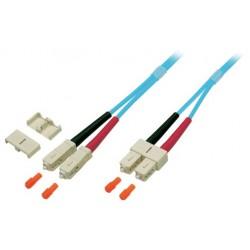 O7413.20, Оптична корда дуплекс SC-SC 50/125, OM3,20m, EFB