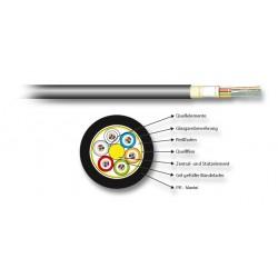 Опт. кабел 12F 62.5/125 OM1...