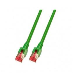 K5514.0.25, Пач кабел Cat.6 0.25m SFTP зелен, EFB