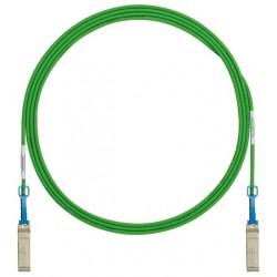 PSF1PXD5MGR, SFP+10G DAC кабел зелен 5м Panduit
