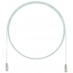 UTP28X4M, Пач кабел UTP cat.6A 28AWG 4m бял, Panduit