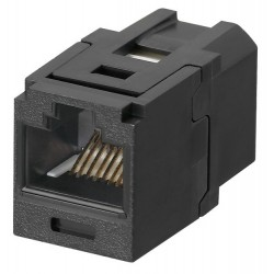CC688BL, Mini-Com coupler UTP Cat.6 черен