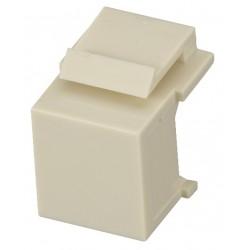 FMT330-R2, Keystone капачка - Blank, бял 10бр.