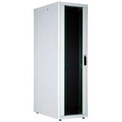 LN-DS42U6010-BL-251, LANDE-DYNA BASE, 42U 19 Сървърен, комуникационен шкаф 600x1000mm. Перфорирани врати.