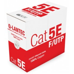 KIF5PVC305Q, Кабел FTP Cat.5e 24AWG, box305m, ALAN