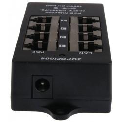 POE-BOX4, POE 4 порта панел MaxLink