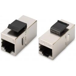 DN-93513, Конектор Cat.5e FTP coupler, Assmann