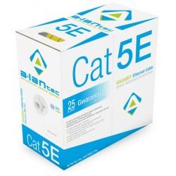 KIF5LSOHY305, Кабел FTP Cat.5e 24AWG LSZH, box305m, ALAN