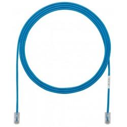 UTP28CH1.5MBU, Пач кабел UTP Cat.5e 1.5m син, Panduit