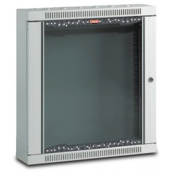 "LN-RS12U6015-LG, LANDE, 12U 19"" Wall mount 600x150mm."