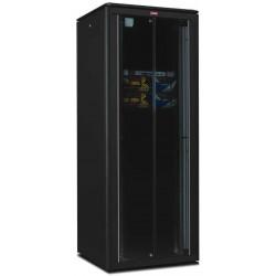 """LN-FS42U8080-BL-151, LANDE, 42U 19"""" Free Standing Cabinets 800x800mm"""