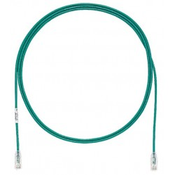 UTP28SP0.5MGR, Пач кабел UTP Ca.6 28AAWG 0.5m зелен, Panduit