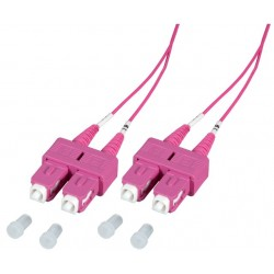 O0318.2-1.2, Оптична корда дуплекс 50/125 SC-SC (OM4) 2m, EFB