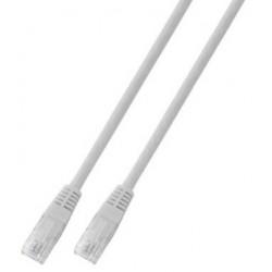 K8456.1/ELN150141010, Пач кабел Cat.5e 1m UTP сив, EFB