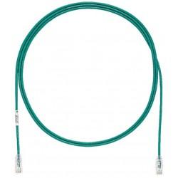 UTP28SP8MGR, Пач кабел UTP Cat.6 28AWG 8m зелен, Panduit