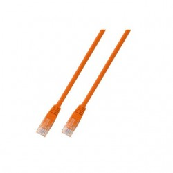 K8100OR.1, Patch cable Cat.6 1m UTP оранжев, EFB