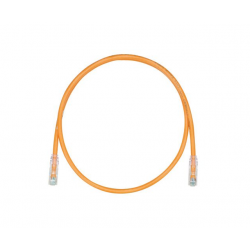 UTPSP2MORY, Пач кабел UTP Cat.6 2м оранжев, Panduit