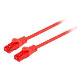 K8105RT.20, Patch cable Cat.6 20m UTP червен LSZH, EFB