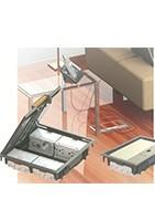 Работни места, подови кутии