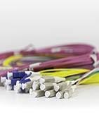 Оптични пач корди и оптични пач кабели, Pigtail